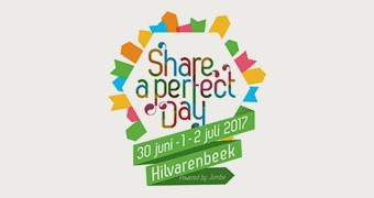 Tweede editie van Share a Perfect Day in zomer 2017